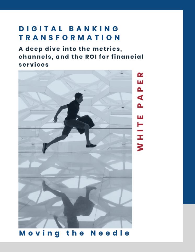 Digital Banking Transformation White Paper